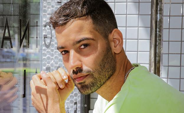 עמרי בן נתן (צילום: אור דנון)