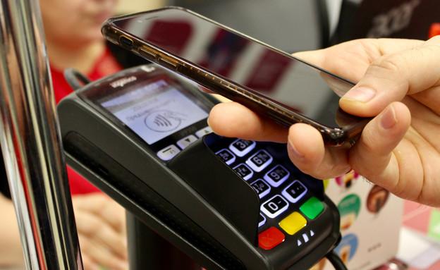 Apple Pay (צילום: Sol.Daria / Shutterstock.com)