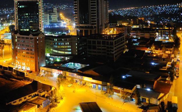 קיגאלי, בירת רואנדה (צילום: Rwanda Government)