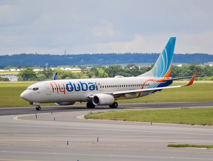 הטיסה הראשונה מדובאי נחתה בארץ