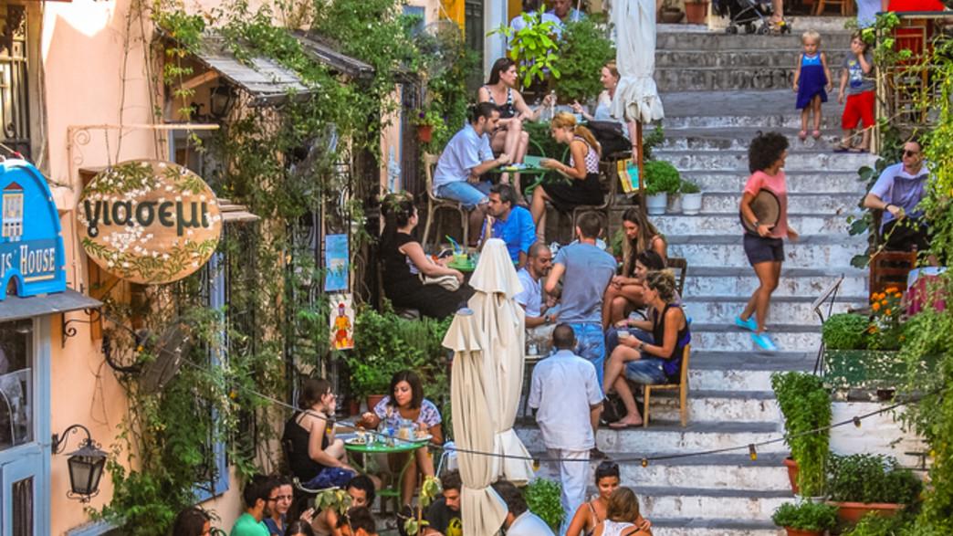מדרגות הפלאקה (צילום: Tito Slack)