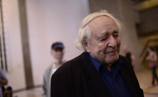 נתן זך (צילום: תומר נויברג, פלאש 90)