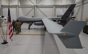 "מל""ט MQ-9B האמריקני (צילום: reuters)"