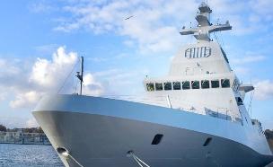 """הספינות של חיל הים (צילום: דובר צה""""ל)"""