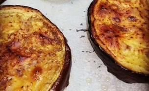 חצילים מטוגנים בתנור (צילום: קרן ארגמן, הילדה שאהבה ברוקולי)