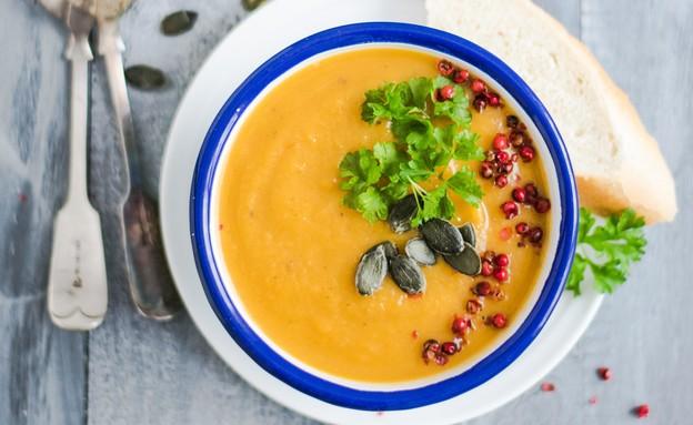 מרק בריא וטעים (צילום:  Monika Grabkowska / unsplash)