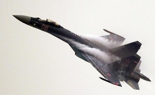 המטוס (צילום: JOHANNES EISELE/AFP, GettyImages)