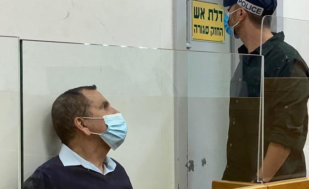 יעקב אדרי, ראש העיר והשר לשעבר החשוד בקבלת שוחד (צילום: החדשות 12)