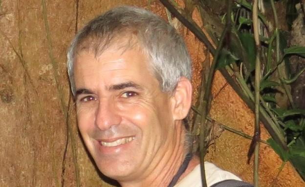 פרופ׳ אורי שיינס, ביולוגיה וסביבה, אוניברסיטת חיפה (צילום: ארכיון פרטי)