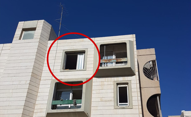 צעירה נהרגה לאחר שנפלה מחלון ביתה במצפה רמון