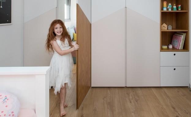 חדר ילדים, עיצוב איה ושני (צילום: שירן כרמל)