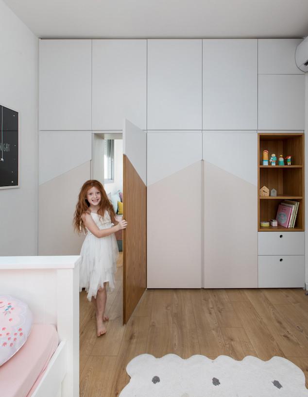 חדר ילדים, עיצוב איה ושני, ג (צילום: שירן כרמל)