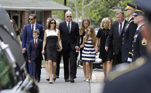 האנטר ביידן (צילום: AP PhotoPatrick Semansky)