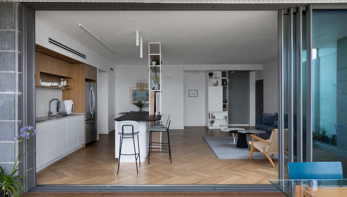 דירה ברמת השרון, עיצוב בלית מזור ויעל דוקטורציק - 4