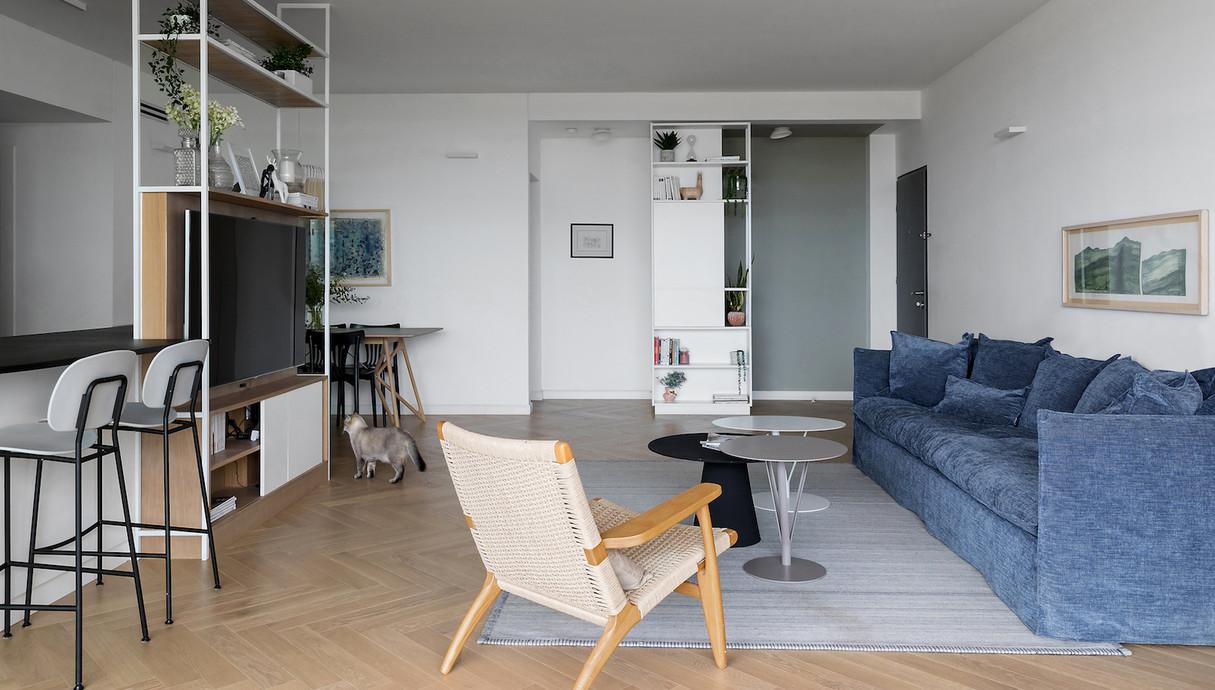 דירה ברמת השרון, עיצוב בלית מזור ויעל דוקטורציק - 8