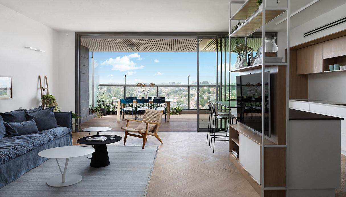 דירה ברמת השרון, עיצוב בלית מזור ויעל דוקטורציק - 9