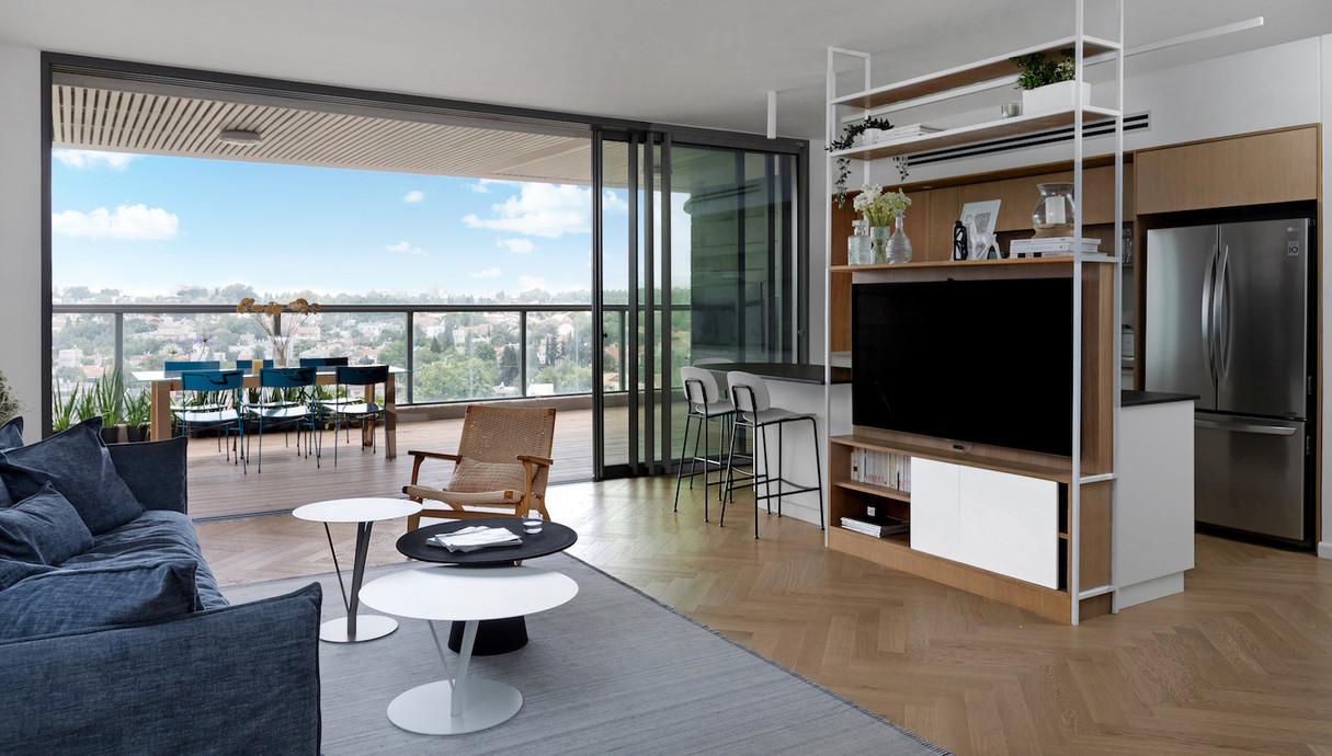 דירה ברמת השרון, עיצוב בלית מזור ויעל דוקטורציק - 12