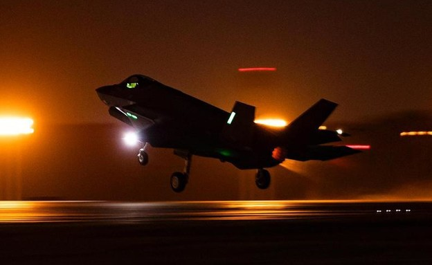 המטוס (צילום: לוקהיד מרטין)