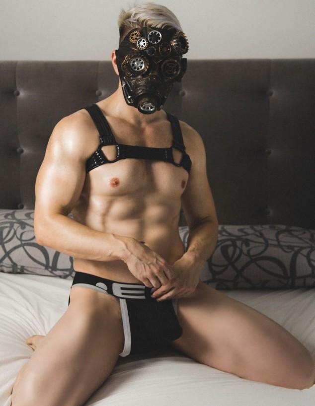 גל קוזלוב (צילום: Felipe Rivera - male502il, instagram)
