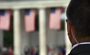 אנשי השירות החשאי (צילום: CNN)