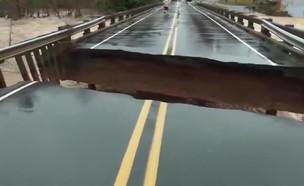 שטפונות בצפון קרוליינה