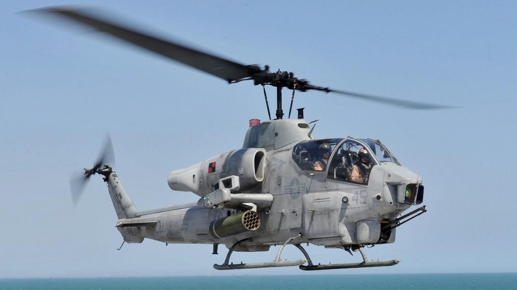 המסוק (צילום: Communication Specialist Seaman Mark Hays, wikimedia)
