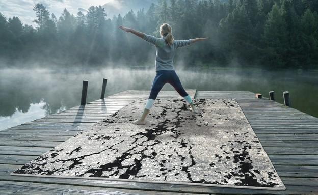 שטיחים 2020, קולקציית טיבט ברשת כרמל פלור דיזיין (צילום: יחצ)