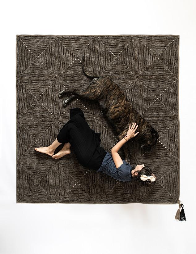 שטיחים 2020, ג, iota (צילום: נועם פריסמן)