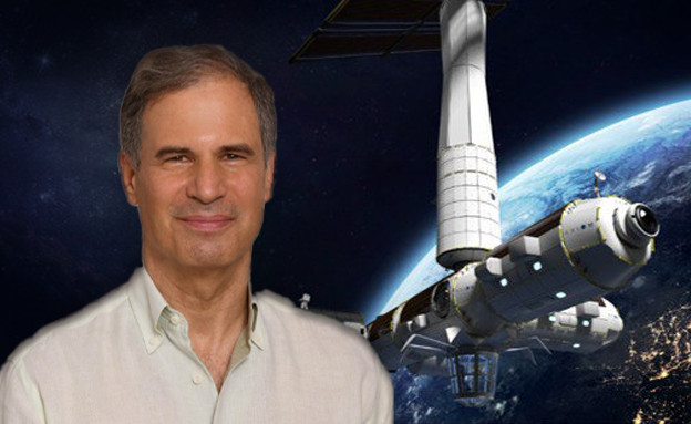 ההכרזה על הישראלי השני שיגיע לחלל (צילום:  Axiom Space)