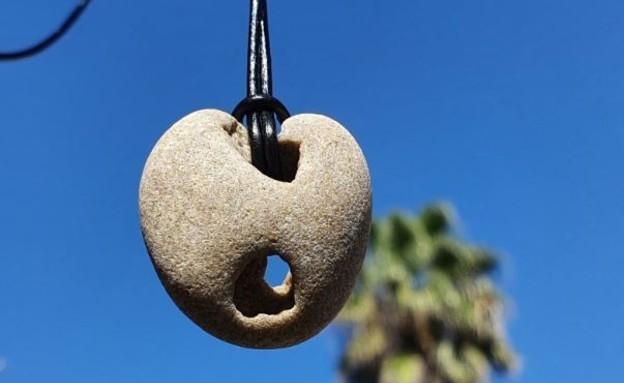צרכנות נוב 20, תכשיט אבן של דליה ישראלי (צילום: דליה ישראלי)