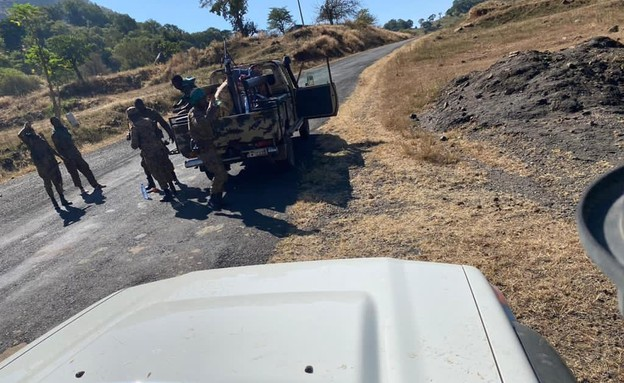 חילוץ הישראלים מאתיופיה