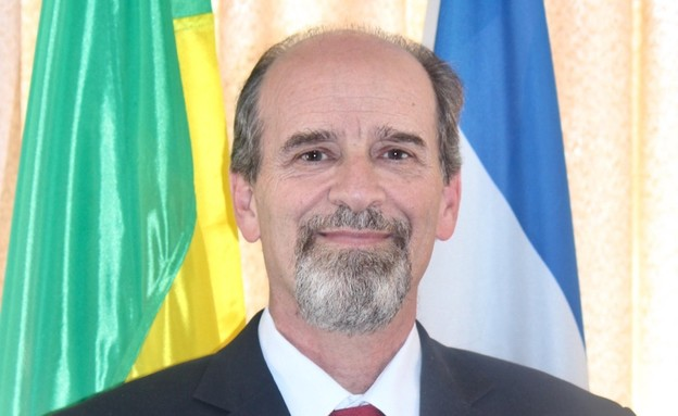 שגריר ישראל באתיופיה, רפאל מורב