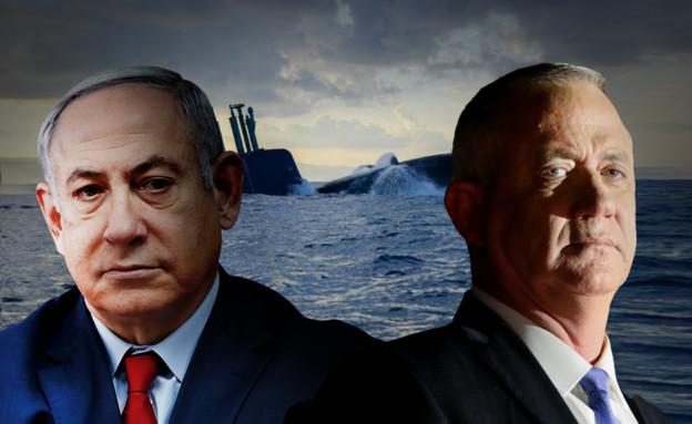 מסתמן כי תוקם ועדת חקירה בתיק הצוללות (עיבוד: החדשות 12)