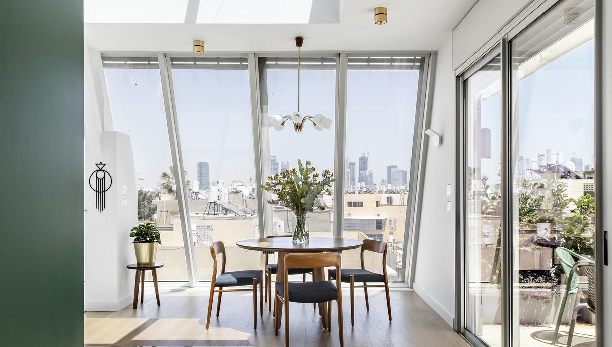 דירה בתל אביב, עיצוב נעה בר וטל מידן - 11