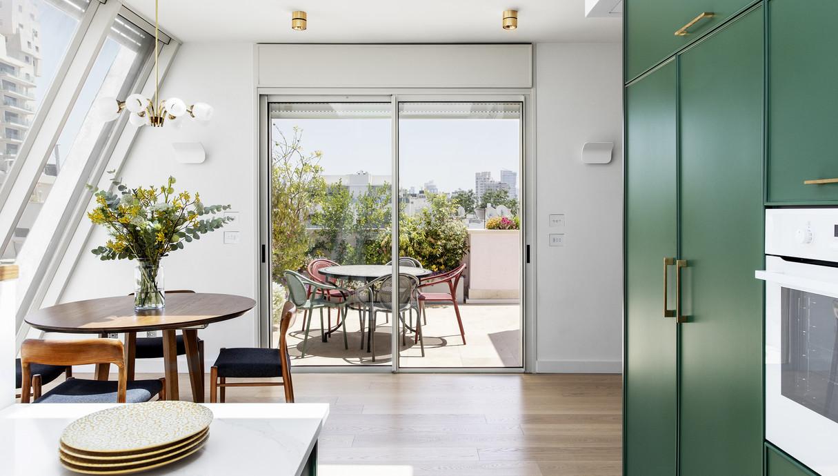 דירה בתל אביב, עיצוב נעה בר וטל מידן - 12
