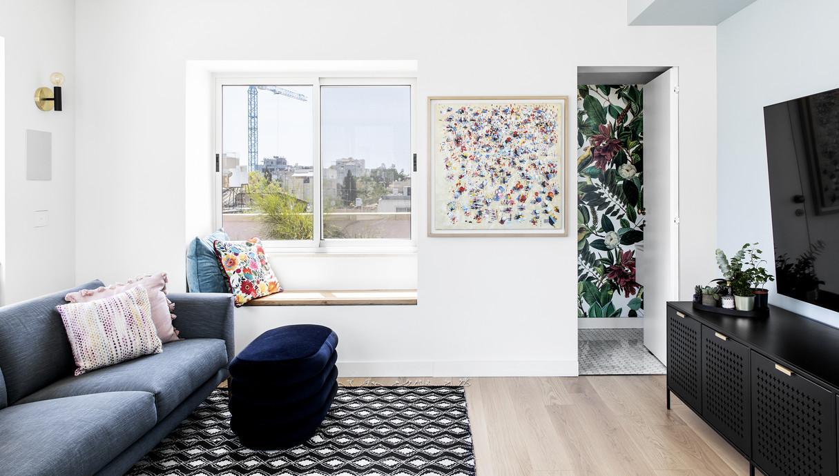 דירה בתל אביב, עיצוב נעה בר וטל מידן - 15