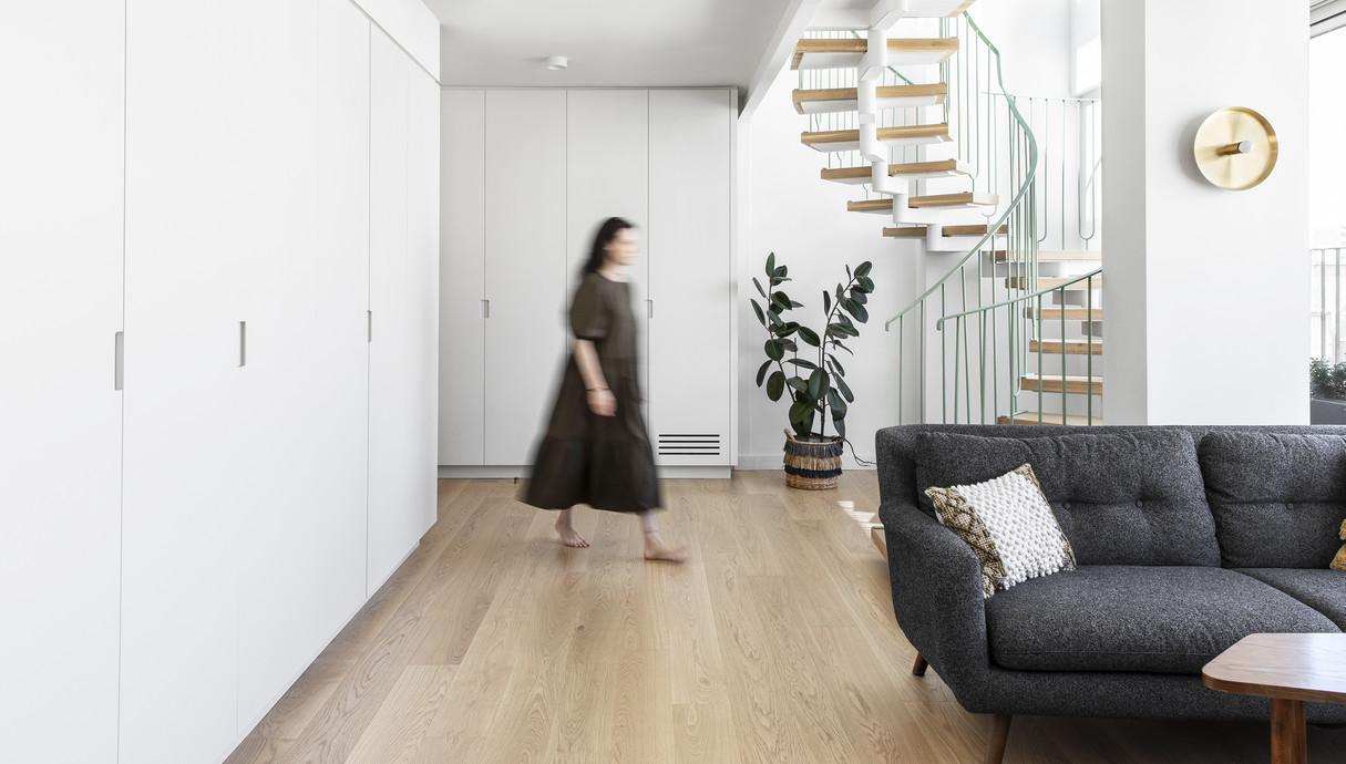 דירה בתל אביב, עיצוב נעה בר וטל מידן - 21
