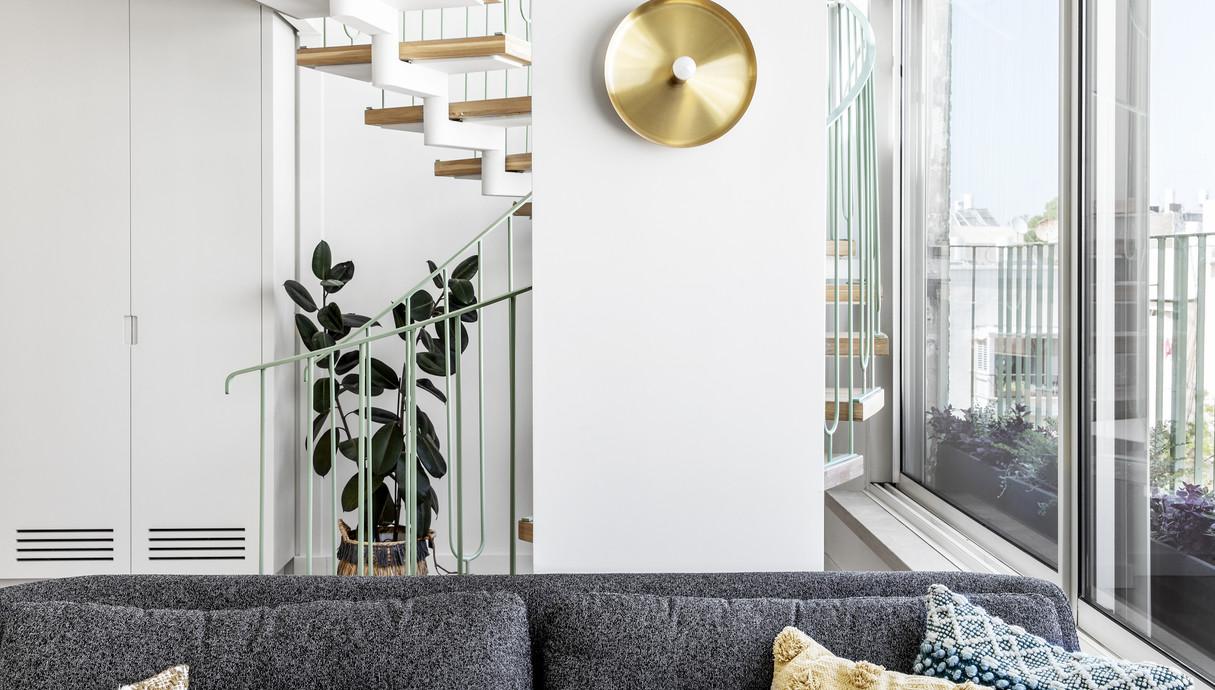 דירה בתל אביב, עיצוב נעה בר וטל מידן - 22