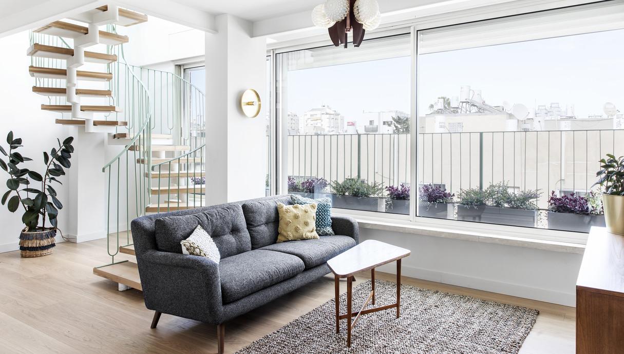 דירה בתל אביב, עיצוב נעה בר וטל מידן - 25
