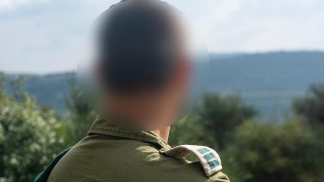 """סרן א' (צילום: דובר צה""""ל)"""