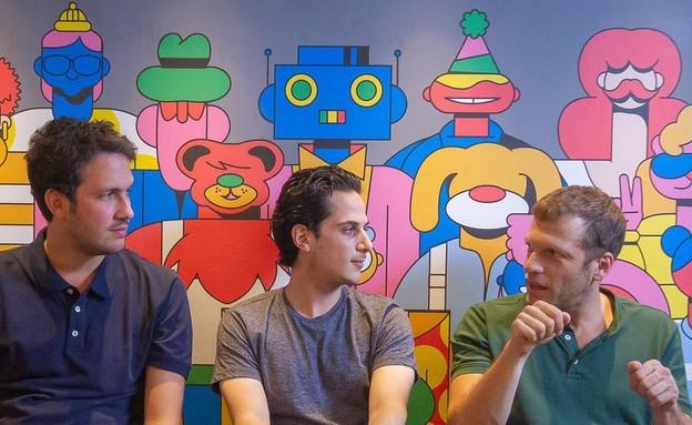 mako וקוויז מקימות אתר תוכן בינלאומי לסיקור עולם הטלוויזיה (צילום: אור הגר)