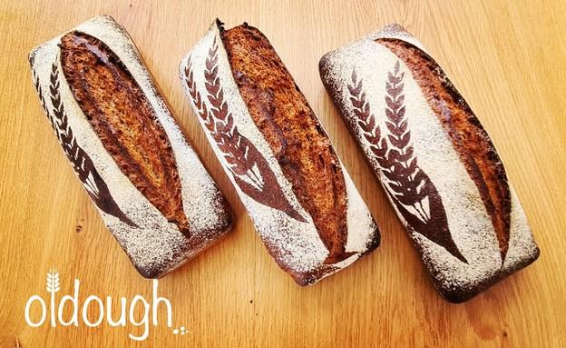 לחם כוסמין, אולדו (צילום: חיים כהן, אולדו)