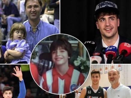 בסרביה הוא דווקא הפך לגיבור (צילום מסך) (צילום: ספורט 5)