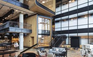 משרדי מיקרוסופט, ג (צילום: עמית גירון)