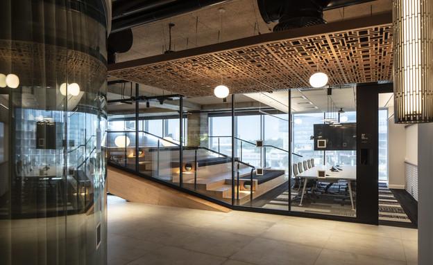 משרדי מיקרוסופט (צילום: עמית גירון)