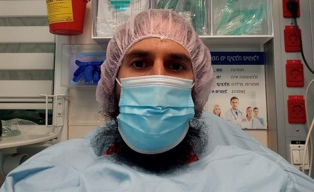עידן סויר עבר ניתוח לניתוק צינורית הזרע שלו