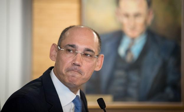 נגיד בנק ישראל אמיר ירון (צילום: יונתן זינדל, פלאש 90)