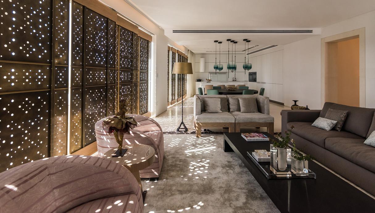 10 - דירה בהרצליה, עיצוב רות ארד ומשרד SIAW