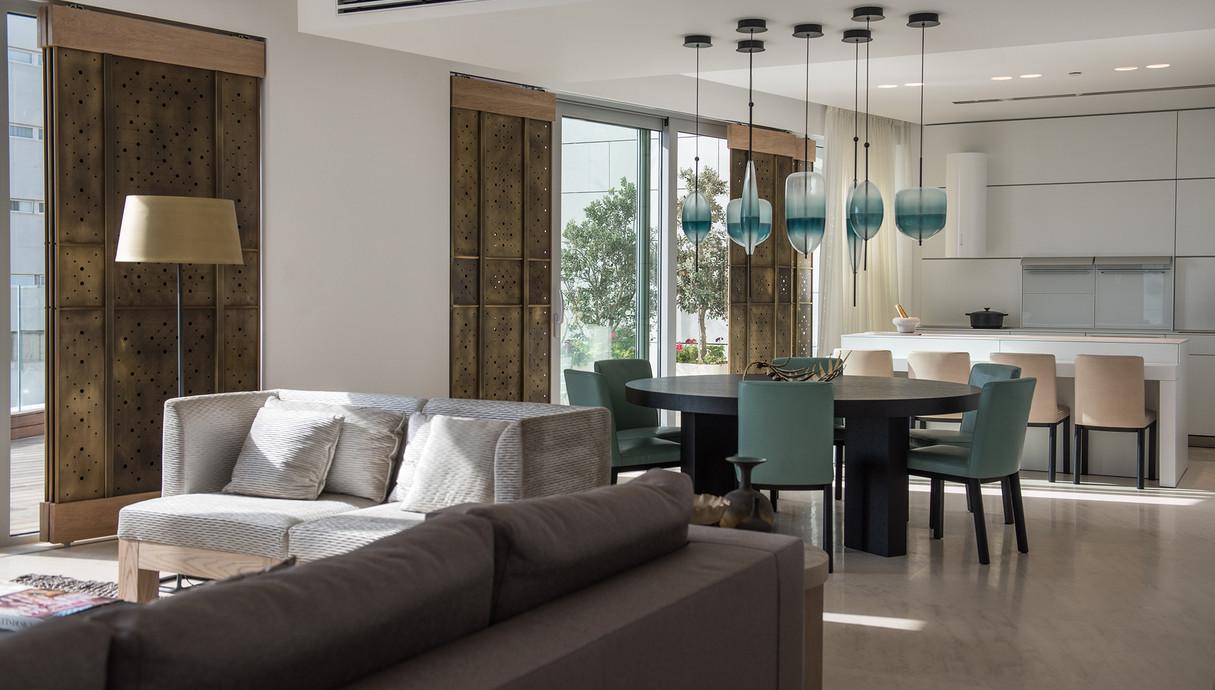 12 - דירה בהרצליה, עיצוב רות ארד ומשרד SIAW