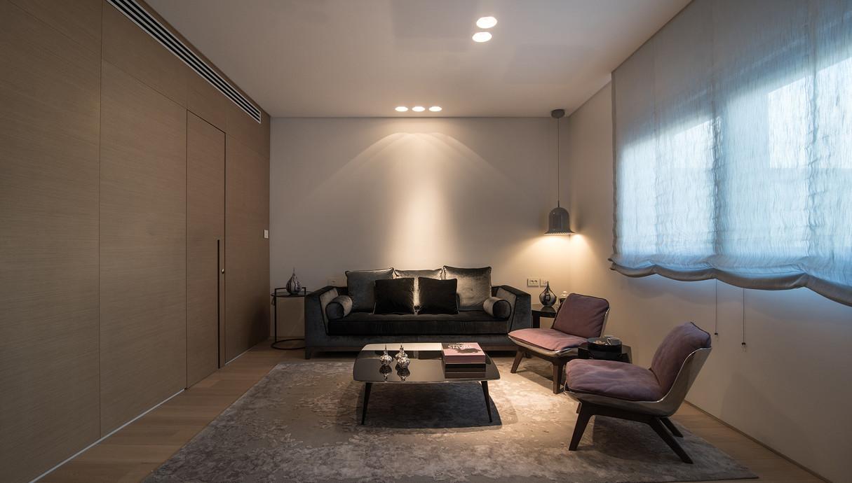 17 - דירה בהרצליה, עיצוב רות ארד ומשרד SIAW